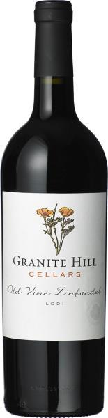 Granite Hill Old Vine Zinfandel 2017