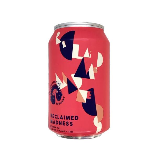People Like Us Reclaimed Madness Session IPA 4,5% 33cl