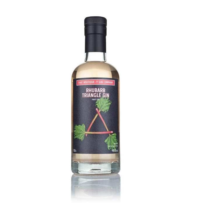 That Boutique-Y Gin Company Rhubarb Triangle Gin 46% 70cl