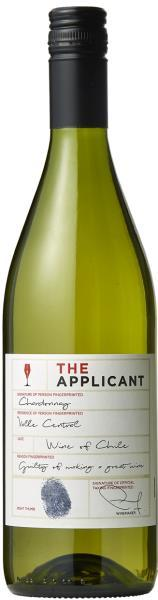 The Applicant Chardonnay 2019