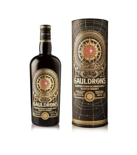 Douglas Laing The Gauldrons Blended Malt Whisky 46,2%  (Small Batch no. 02)