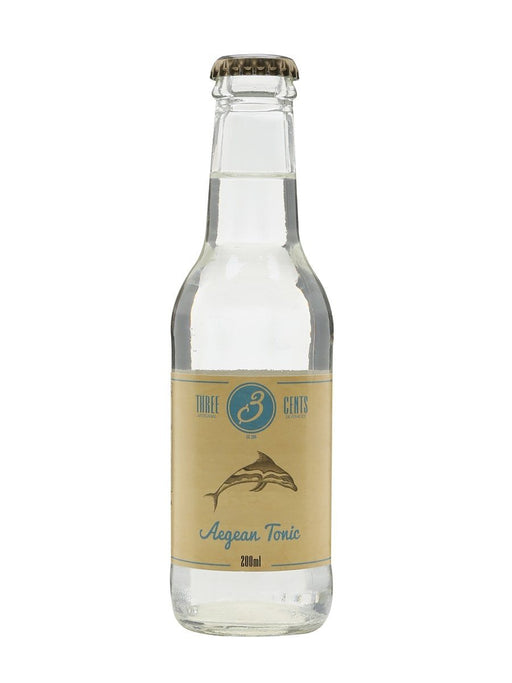 Three Cents Aegean Tonic 200ml