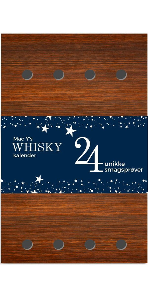 Whisky Julekalender, 24 Amazing Whisky Before Christmas 2018