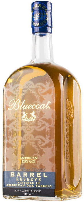 Bluecoat Barrel Reserve Gin