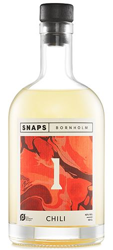 Snaps Bornholm No 1 Chili 250ml 40%