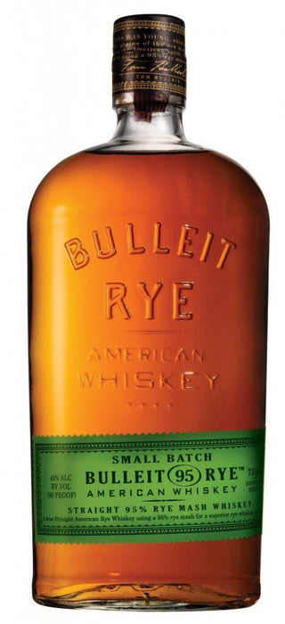 Bulleit Rye 95 Small Batch American whisky 45%