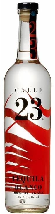 Calle 23 Blanco Tequila 50 cl