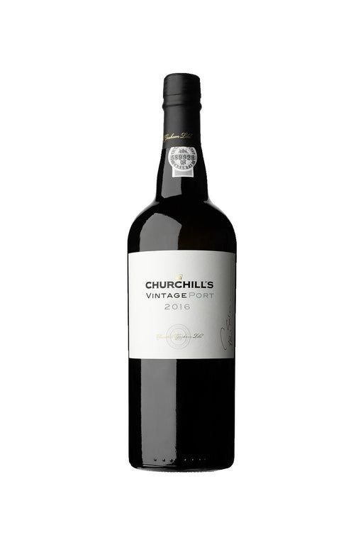 Churchills Vintage Port 2016