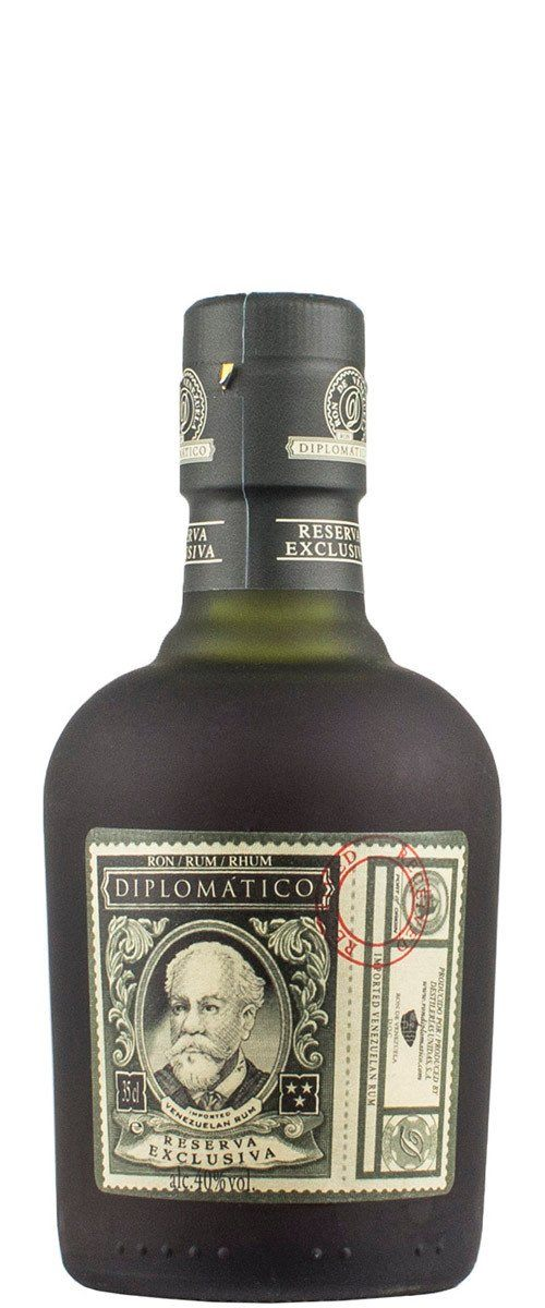 Diplomatico Reserva Exclusiva 40%, 35cl