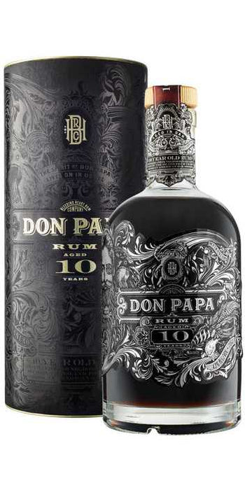 Don Papa, 10 Years Old Rum