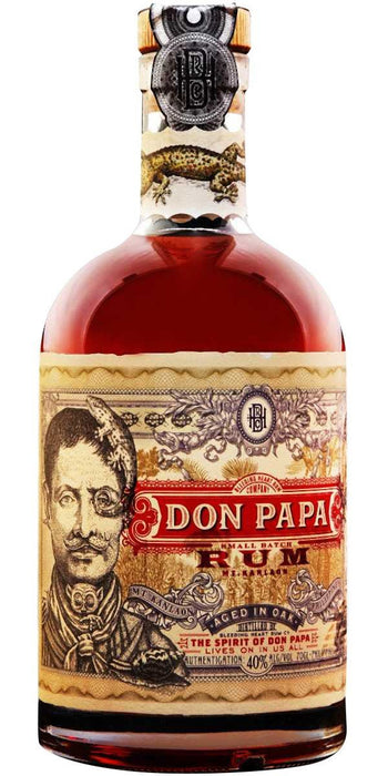 Don Papa Small Batch Rum 40%