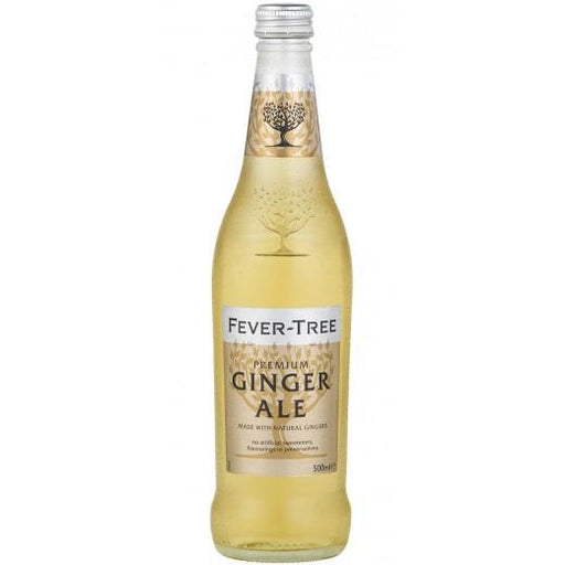 Fever-Tree Premium Ginger Ale 500ml