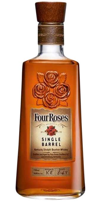 Four Roses Single Barrel Kentucky Bourbon 50%