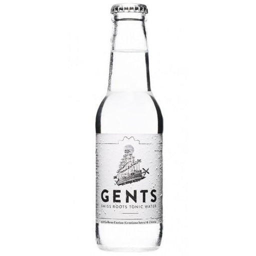 Gents Swiss Roots Tonic Water 200ml