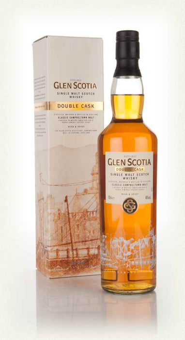Glen Scotia Double Cask Single Malt 46%