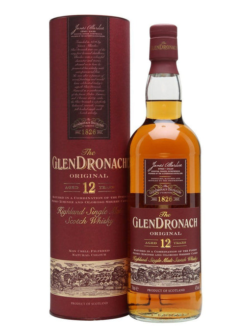 The GlenDronach - 12 års Original
