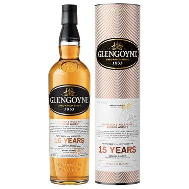 Glengoyne 15 YO Single Malt 43%