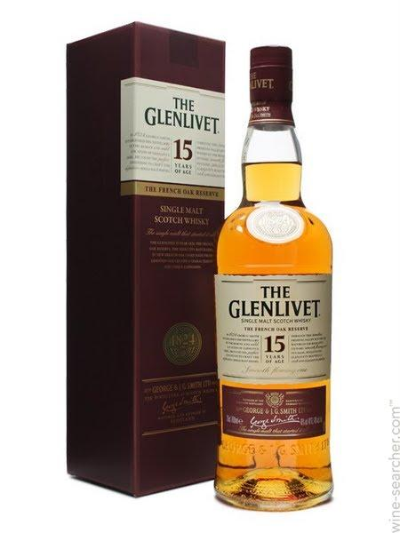 The Glenlivet - 15 År
