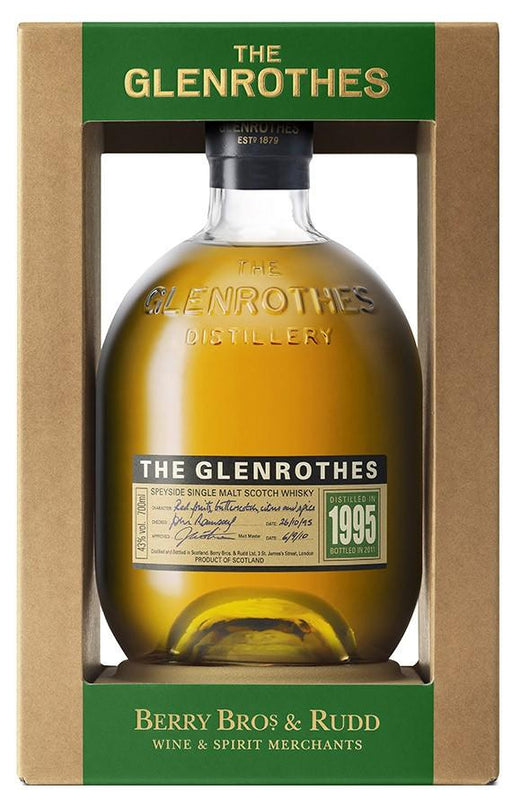 The Glenrothes - 1995 Vintage American Oak