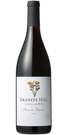 Granite Hill Cellars Pinot Noir 2017
