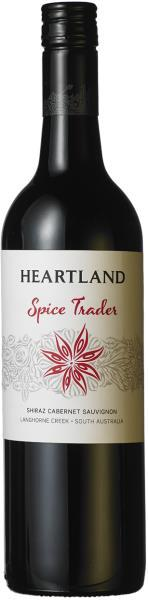Heartland Winery by Ben Glaetzer, Spice Trader Shiraz-Cabernet 2014