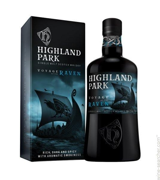 Highland Park Voyage of The Raven 41,3%