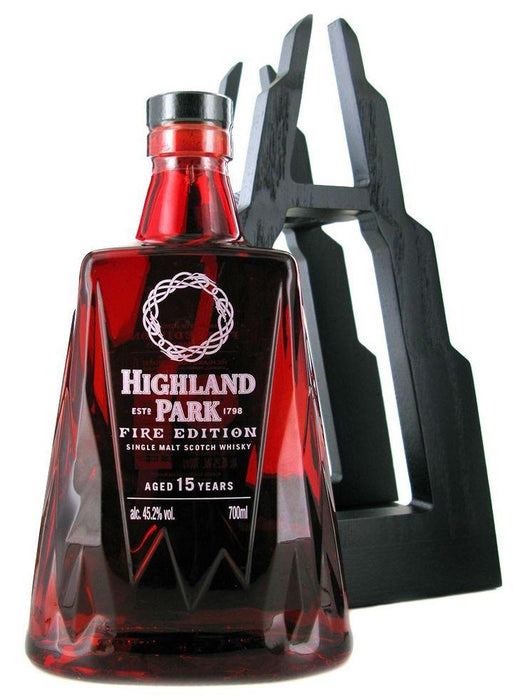 Highland Park Fire Edition 15 YO 45,2%
