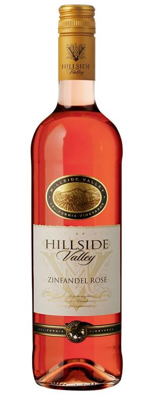 Hillside Valley - Zinfandel Rosé