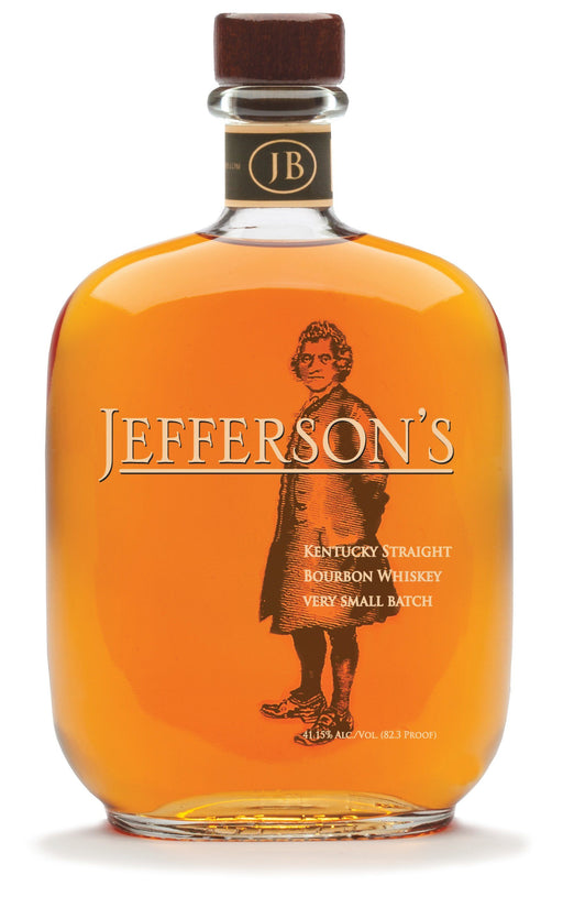 Jefferson's Bourbon Very Small Batch 41,2%