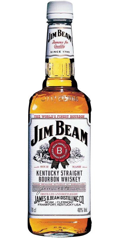 Jim Beam 4 YO Kentucky Straight Bourbon Whiskey 40%