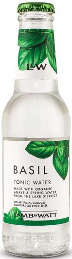 Lamb & Watt Basil Tonic Water 200ml