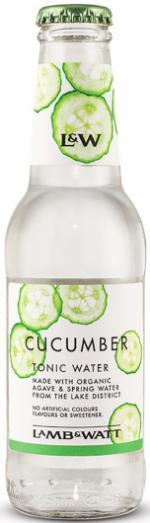Lamb & Watt Cucumber Tonic Water 200ml