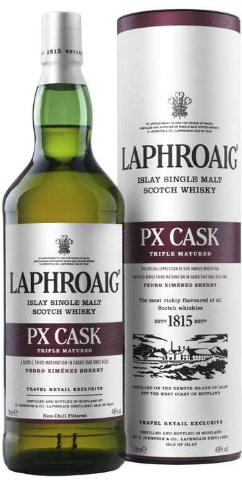 Laphroaig PX Cask Triple Matured Single Malt 48%