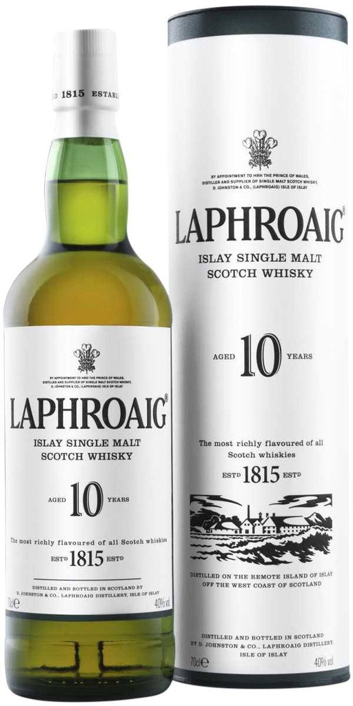 Laphroaig 10 Years old 40%