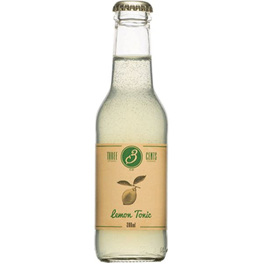 Three Cents Lemon Tonic 200ml