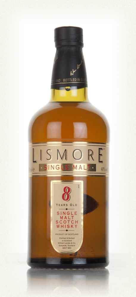 Lismore 8 år Single Malt 40%