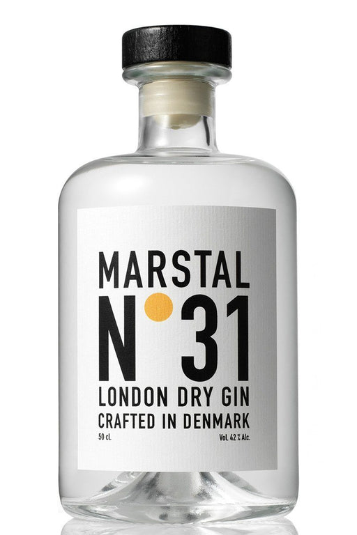 No. 31, London Dry Gin 42%