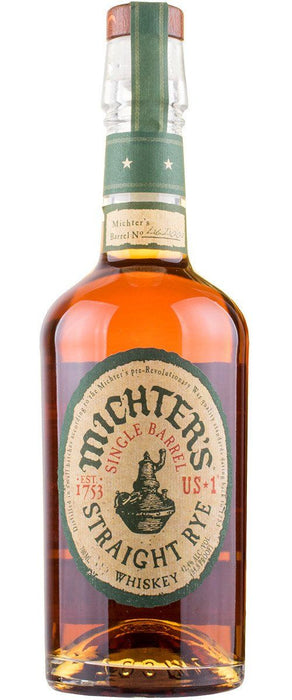 Michter's Kentucky Single Barrel Straight Rye