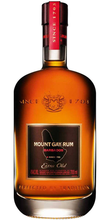 Mount Gay Extra Old Rum, Barbados Rom