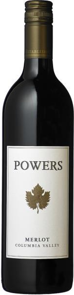Powers Merlot 2014 Powers Winery, Washington State