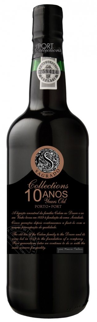 Quinta do Sagrado, Tawny 10 year old port