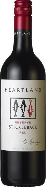 Heartland Winery by Ben Glaetzer, Stickleback Red Reserve 2017