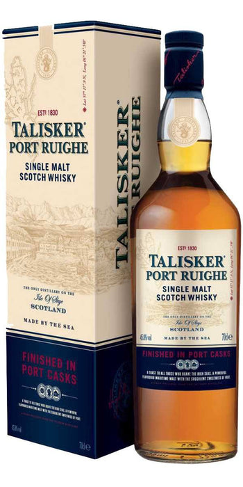 Talisker Port Ruighe Single Malt 45,8%