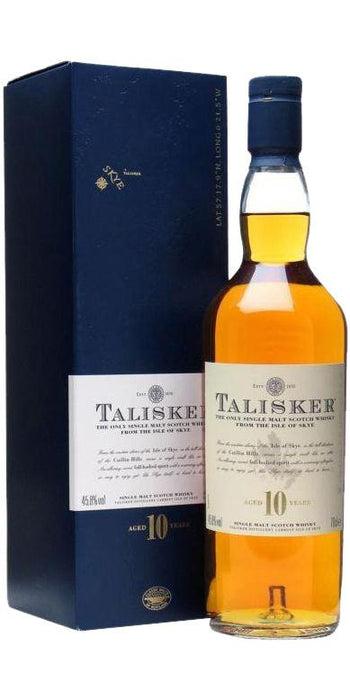 Talisker 10 YO Single Malt 45,8%