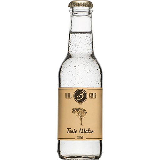 Three Cents Tonic Water 200ml