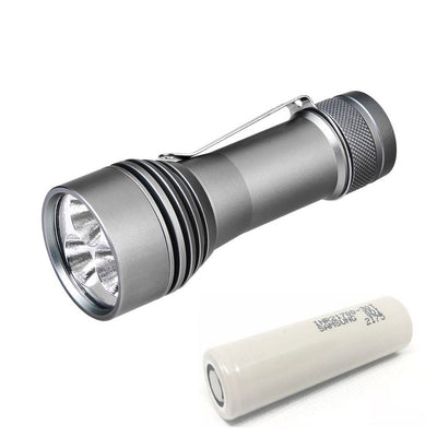 Lumintop FW21 Pro 3x XHP50.2 3V/SST40 LED 10000lm 21700 Flood EDC Flashlight