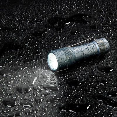 TLF/BLF FW4A Grey CREE XPL HI 3600lm EDC LED Flashlight Andúril UI