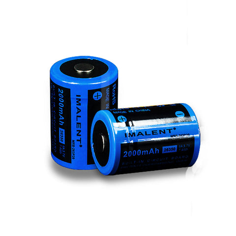 Imalent MRB-263P20 2000mAh 26350 Battery