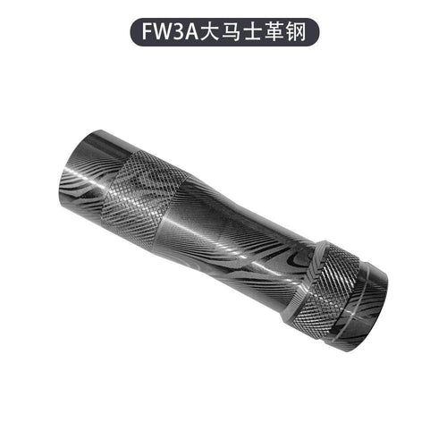 LUMINTOP FW3A Mokume/Damast  CREE XPL HI 2800lm EDC LED Flashlight Andúril UI