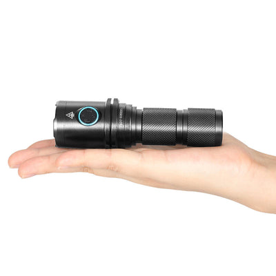 IMALENT DM70 CREE XHP70.2  4500lm LED Flashlight